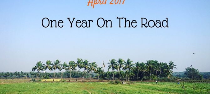 Travelogue : One Year On The Road