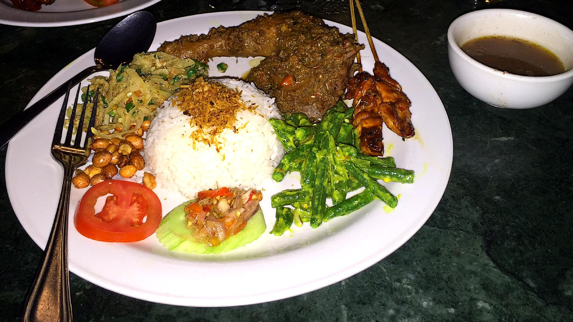Bali local food