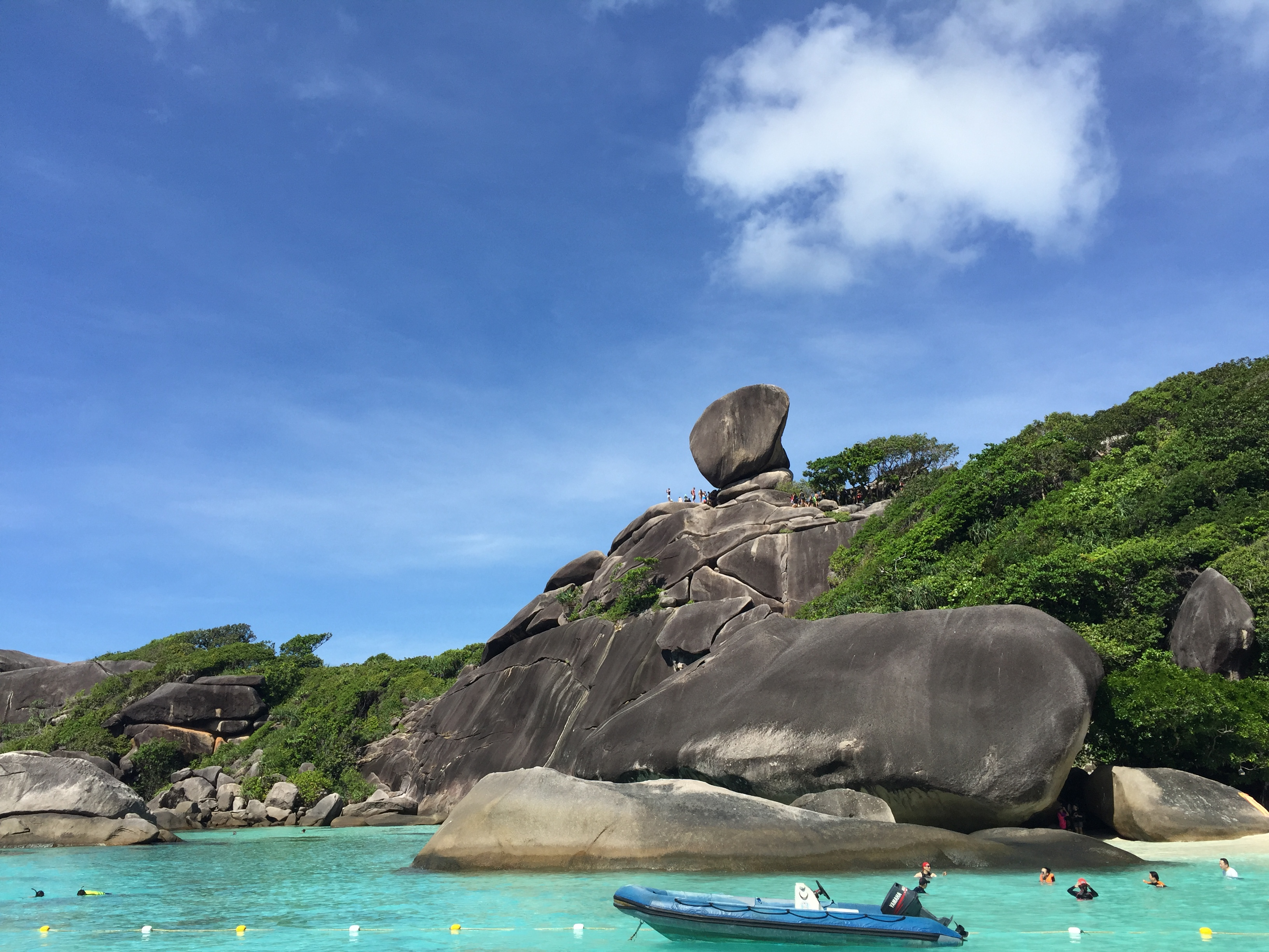 Similan Islands - Little pieces of beauty