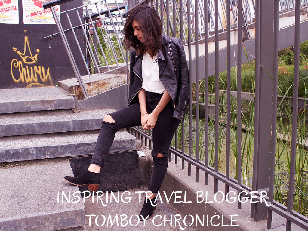 INSPIRING TRAVEL BLOGGER -TOMBOY CHRONICLE